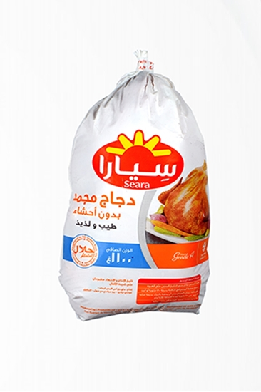 Picture of Seara Frozen Whole Chicken ( 1100 GM  * 10 Pieces )
