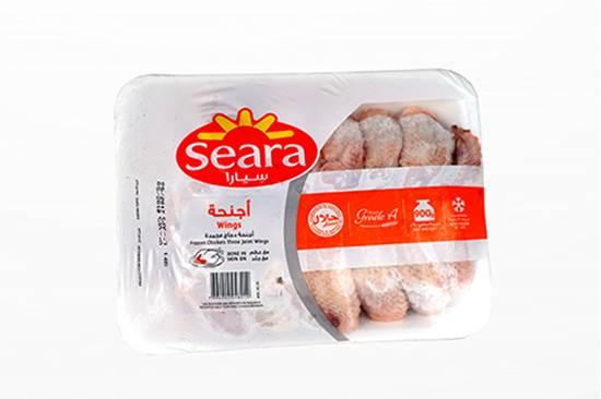 صورة  ( سيارا أجنحة دجاج  مجمد  (  900 جم * 12 حبة