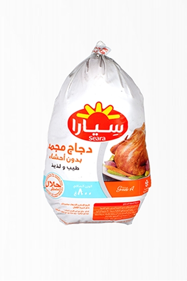 Picture of Seara Frozen Whole Chicken ( 800 GM * 10 Pieces )