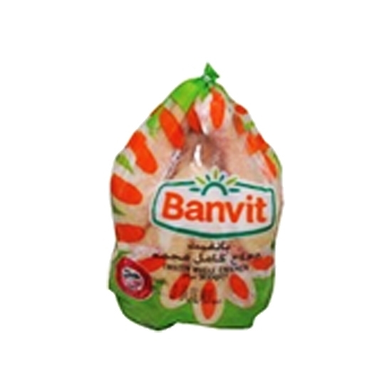 Picture of Banvit Whole Chicken  ( 10 Pieces * 900 GM )