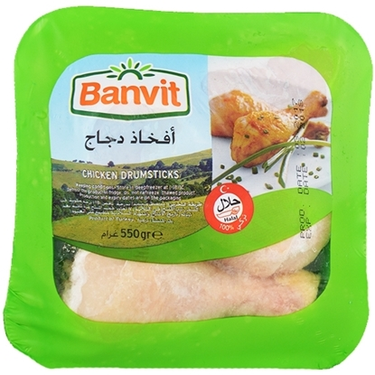 Picture of Banvit Chicken Drumstick   ( 12 Pieces * 550 GM )
