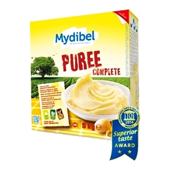 Picture of Mydibel Frozen French Fries Pure Complete Potato Powder  ( 1 Piece * 5 KG )