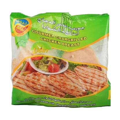 Picture of Nabil Chicken Breast Gourmet BBQ  ( 10 Pieces * 900  GM )