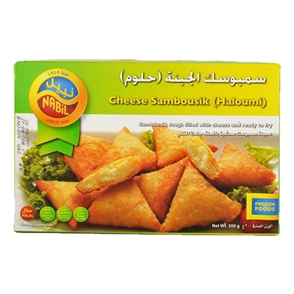 Picture of Nabil Sambosak Cheese ( 12 Pieces * 300  GM )