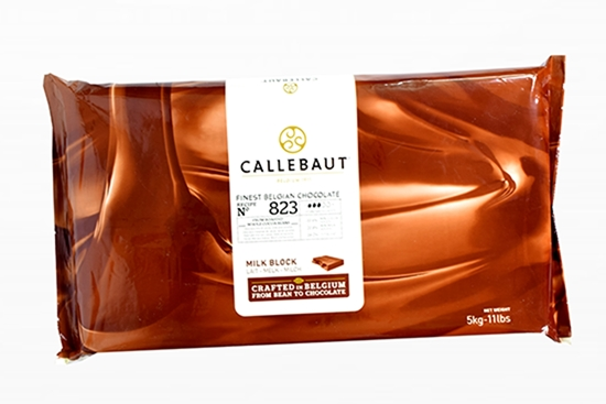 Picture of Callebaut Milk Chocolate Couverture    (  5.000 KG * 1 Pouch )