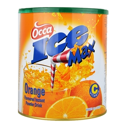 Picture of Occa Orange Juice Max Powder  ( 6 Pieces *  2000 GM   )