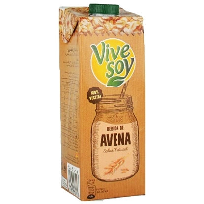 Picture of Pascual Vivesoy Oats Drink Edge ( 6 Pieces *  1 Liter )