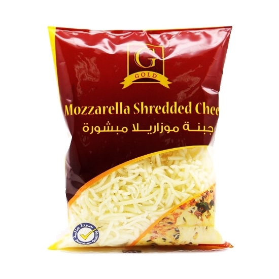 Picture of Gold Cheese Mozzarella Shredded  ( 4 Pieces * 2000 GM )