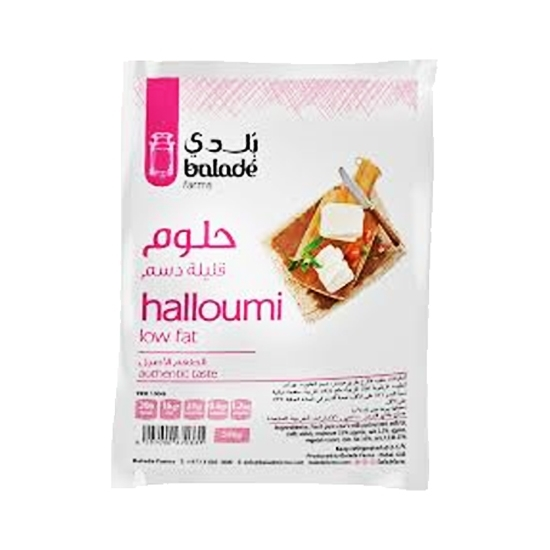 Picture of Balade Fresh Halloumi Low Fat ( 12 Piece *  250 GM )