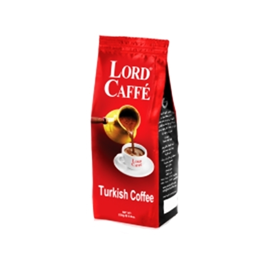 Picture of Loard Caffe Coffee Turkish Original  ( 20 Pieces *  250 GM   )