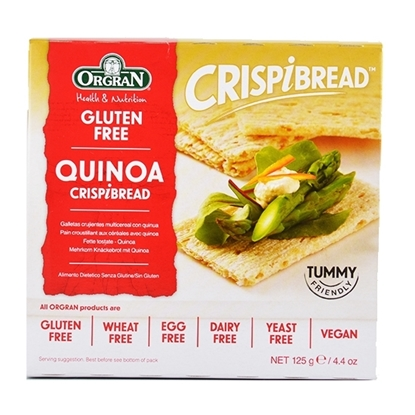 Picture of Orgran Corn  Crispy Bread ( 6 Pieces *  125 GM   )