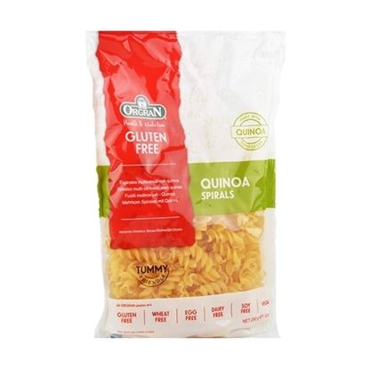 Picture of Orgran Quinoa Spirals Pasta ( 7 Pieces *  250 GM   )