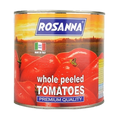 Picture of Rossana Tomato Whole Peeled  ( 6 Pieces *  2500 GM   )