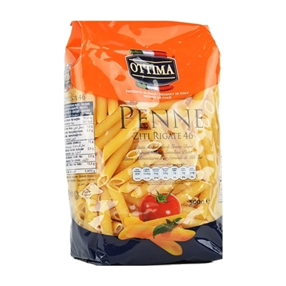 Picture of Ottima Pasta Penne, Italy ( 20 Pieces *  500 GM   )