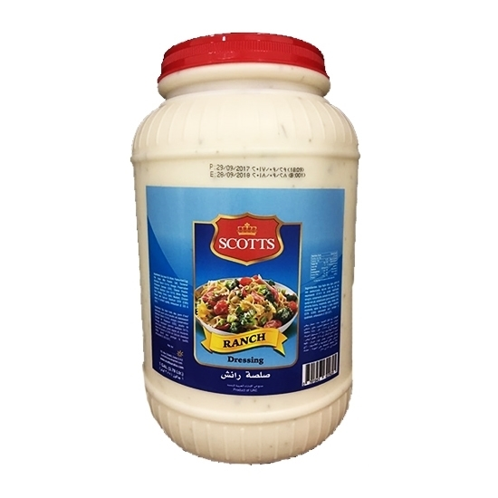Picture of Scotts Ranch Butter Milk HDPE, Gallon  ( 4 Pieces *  1 Gallon   )