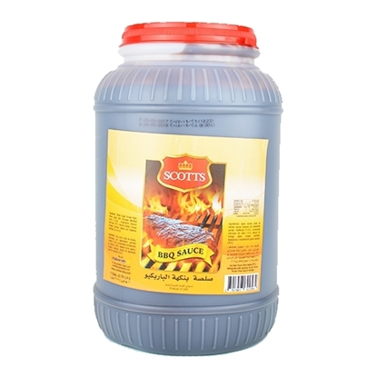 Picture of Scotts BBQ HDPE, Gallon  ( 4 Pieces *  1 Gallon   )