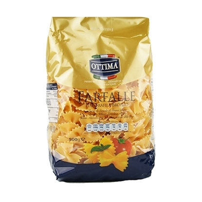 Picture of Ottima Pasta Farfalle, Italy ( 20 Pieces *  500 GM   )