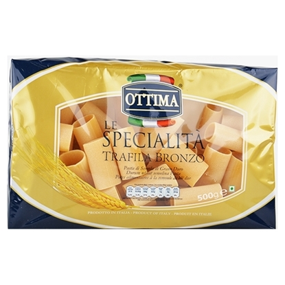 Picture of Ottima Pasta Paccheri, Italy ( 12 Pieces *  500 GM   )