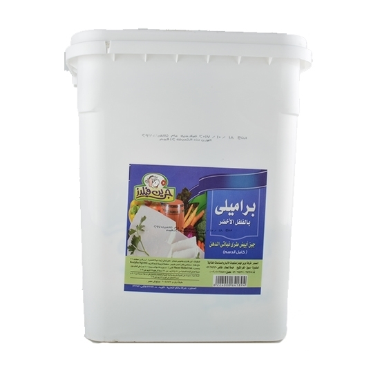 Picture of Green Fields Cheese Bramily ( 1 Piece *  12 KG )