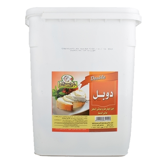 Picture of Green Fields Cheese Double Cream ( 1 Piece *  12 KG )