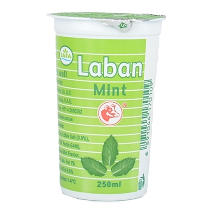 Picture of Laban Up Cups (Mint) ( 30 Pieces *  250 ML   )