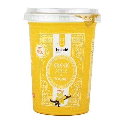 Picture of Balade Fresh Greek Yoghurt-d- Vanilla   ( 6 Pieces *  450 GM )
