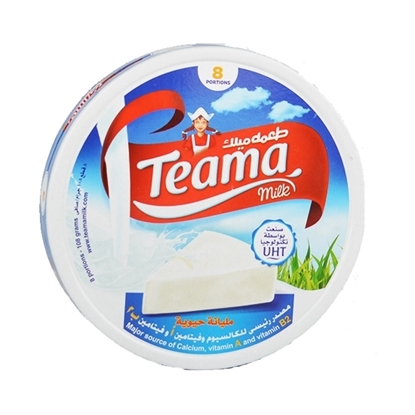 Picture of Teama Cheese Triangle  ( 36 Pieces * 108 GM )