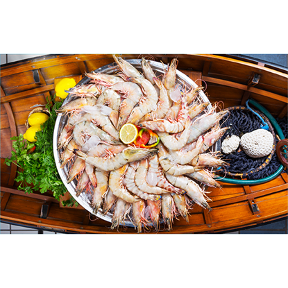 Picture of Shrimp Frozen medium  ( 2 KG )