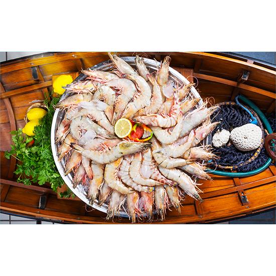 Picture of Shrimp Frozen medium  ( 2 KG )