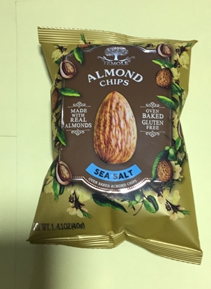 Picture of Temole Almond Chips Sea Salt (40 GM * 24 Pouch  )