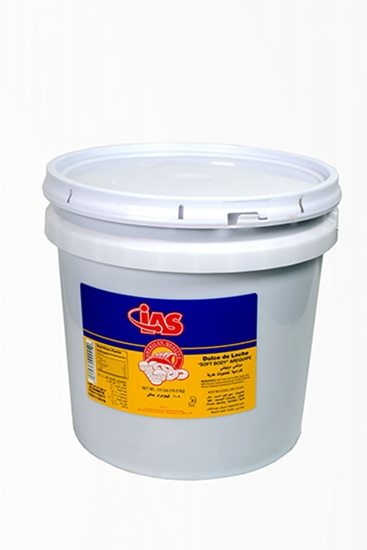 Picture of R&H–USA Dolce Soft Caramel Paste(  10.800 KG * 1  Pail )
