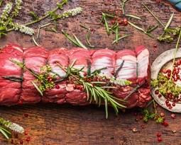 صورة للفئة لحم بقر سيرلوين