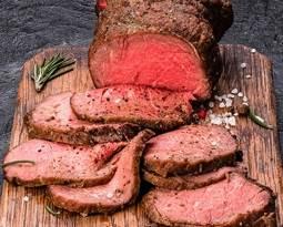 صورة للفئة لحم بقر كيوب روول