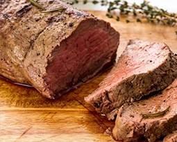 صورة للفئة لحم بقر تندرلوين