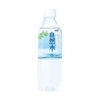 Picture of SHIZENSUI SURF JAPANESE WATER 500 ML
