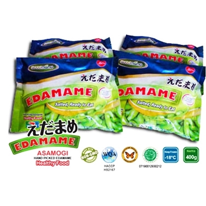 Picture of GOODMAMA EDAMAME 400 GM