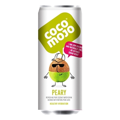 Picture of COCOMOJO PEARY PURE COCONUT WATER DRINK 250 ML