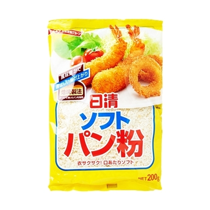 Picture of NISSIN SOFT PANKO BREAD CRUMB 200 GM