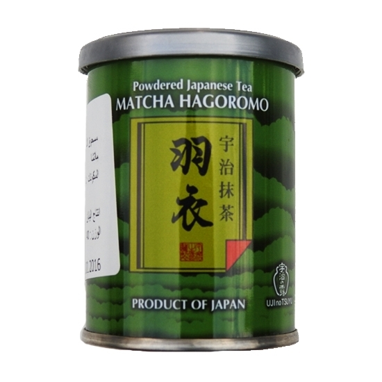صورة شاي ماتشا اخضر ياباني 40 GM