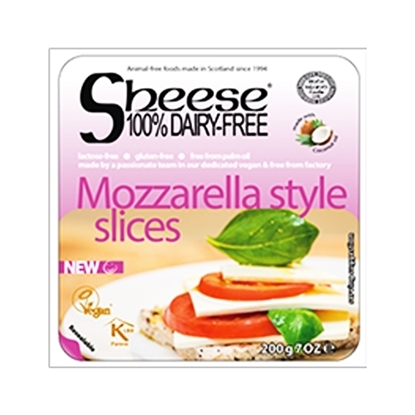 Picture of  BUTE ISLAND SLICED MOZZARELLA STYLE 200 GM