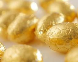 Picture for category Gold Paper  for Chocolate