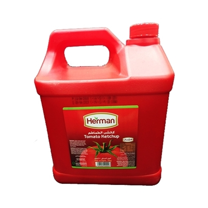Picture of Tomato Ketchup HDPE ( 5 KG * 4 Gallon)