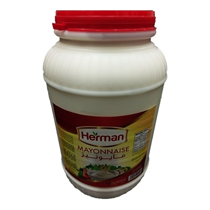 Picture of Mayonnaise Regular ( * 3.785 KG* 4 Bottle )