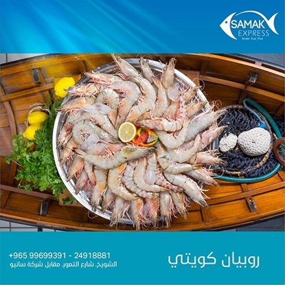 Picture of Shrimp Fish Per KG