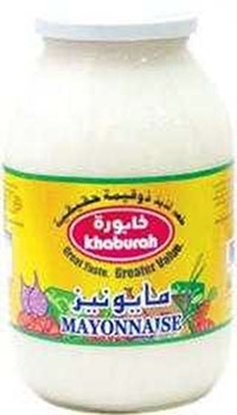 Picture of Khaburah Mayonnaise( 946 ML * 12 Bottle )