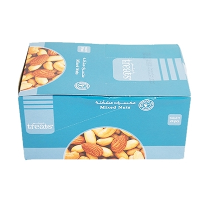 Picture of Al Doory Mix Nuts  (Treats) ( 144 Pieces *  13 GM   )
