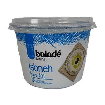 Picture of Balade Fresh Labneh  Low Fat  ( 12 Piece *  450 GM )