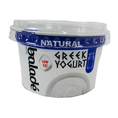 Picture of Balade Fresh Greek Yoghurt - Low Fat  ( 12 Pieces *  180 GM )