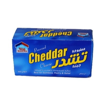 Picture of Bytna Cheese Cheddar Block ( 24 Pieces * 500 GM )