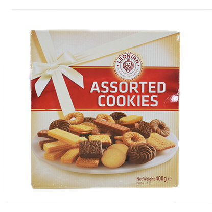 Picture of Losiana Assorted Cookies    ( 10 Pieces *  400 GM   )